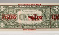 1ドル札に描かれた格差社会