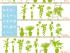 ライフスタイル別、植物の空気清浄効果