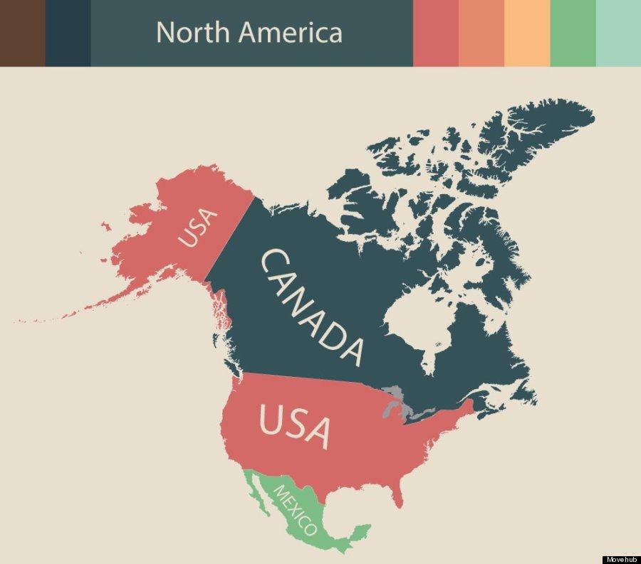 「生活費が高い国」BEST10に日本もアメリカも入っていない!1位はどこ?<北アメリカ編>