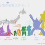 リアルサイズのロボットアニメ
